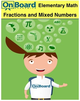 Fractions and Mixed Numbers-Interactive Lesson
