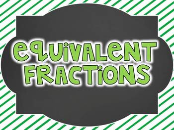 Fractions and Mixed Numbers Task Cards- Common Core aligned!