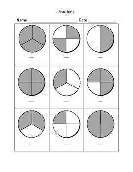 Fractions and Partitioning