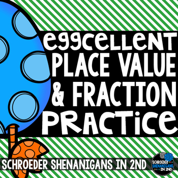 Fractions and Place Value matching and memory