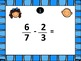 Fractions and Subtraction with Unlike Denominators