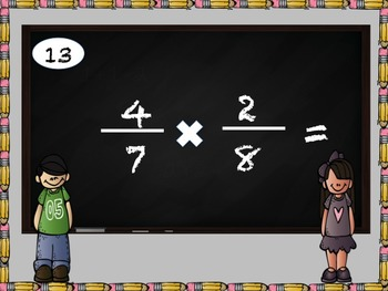 Fractions and Unlike Denominators Bundle with Basic Operations