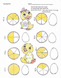 Fractions for Spring with Sue and Sam Duckling for First a