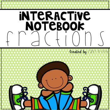 Fractions as Division: Interactive Notebook