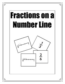 Fractions as Numbers on a Number Line
