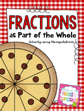 Fractions as Part of the Whole