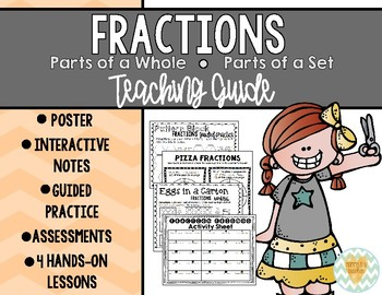 Fractions as Parts of a Whole AND Parts of a Set