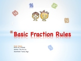 Fractions as a Part of a Whole, EBook/handout
