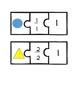 Fractions as a Whole Center