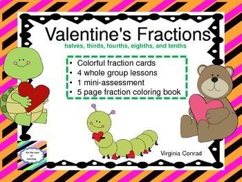 Fractions at Valentine's Day