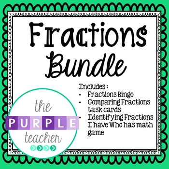 Identifying and Comparing Fractions