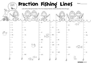 Fractions bundle - activities, games and worksheets!