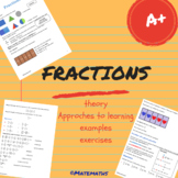Math Fractions Course Pack
