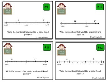 Fractions On A Number Line Mixed Numbers Third Grade