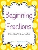Fractions for Beginners
