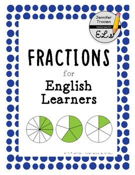 Fractions for English Learners