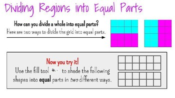 Fractions for Google Classroom