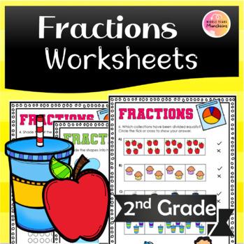 Fractions for Grade 2