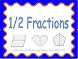 Fractions for Kindergarten