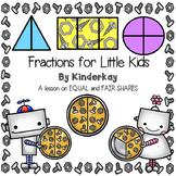 Fractions for Little Kids