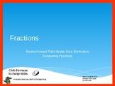 Fractions for Third Grade Curriculum