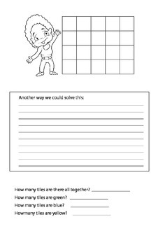 Fractions half and quarter