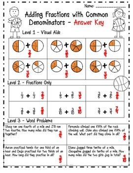 Fractions in Action : Sports Themed Fraction Fun