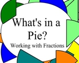 Fractions in a Pie