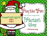 Fractions in a Set Trim the Tree! A Fraction Game~