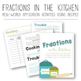 Fractions in the Kitchen - Real-world connections with recipes and math!