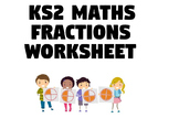 Fractions mastery worksheet (65 Questions!)