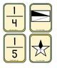 Fractions memory game ! - Jeu de mémoire des fractions !
