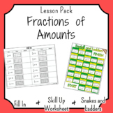 Fractions of Amounts