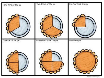 """Fractions """"Circles, Rectangles, Squares, and Triangles"""" (Shapes)"""