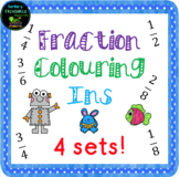 Fractions of Collections Colouring Ins