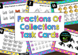 Fractions of Collections Task Cards
