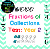 Fractions of Collections Test