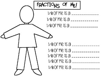 Fractions of Me!