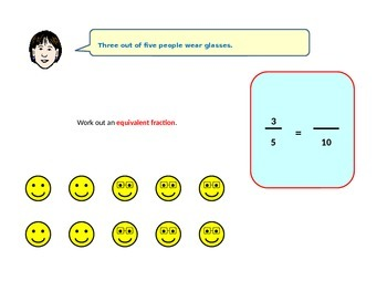 Fractions of Numbers