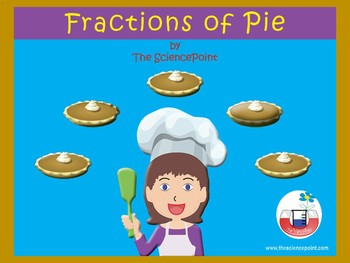 Fractions of Pie: A Pie Day Activity