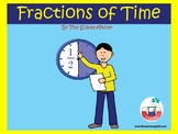 Fractions of Time - Representing Segments of Time as Fractions