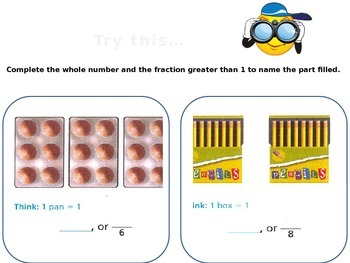 Fractions of a Group