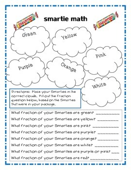 Fractions of a Group 2 Week Intervention/Mini Lessons Activities