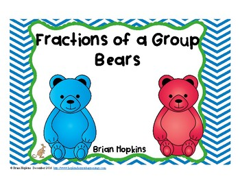 Fractions of a Group FREEBIE