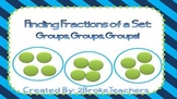 Fractions of a Group Mini-Lesson PowerPoint