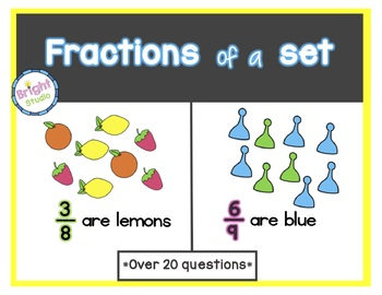 Fractions of a Set