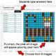 Fractions of a Set - Google Sheets Pixel Art - Cats