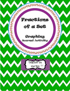Fractions of a Set Journaling Activity
