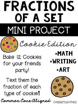 Fractions of a Set Mini Project