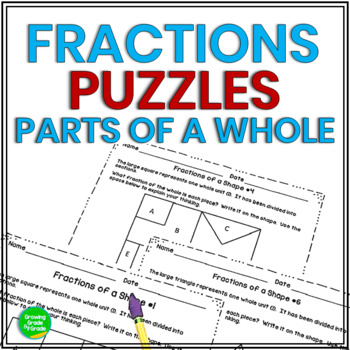 Fractions of a Whole